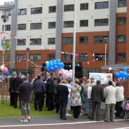 The Opening of Waterside House